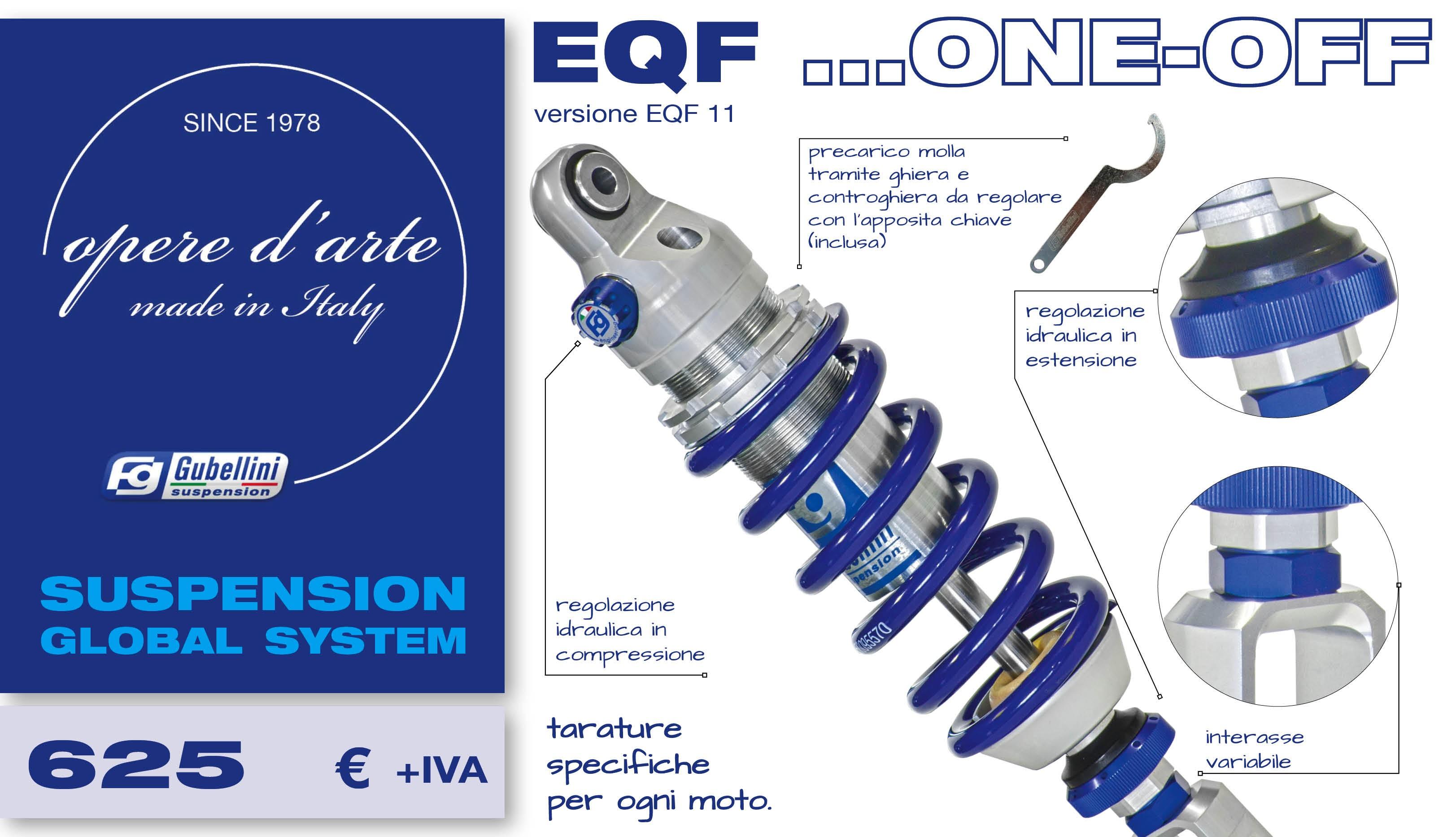 EQF11 ONE OFF