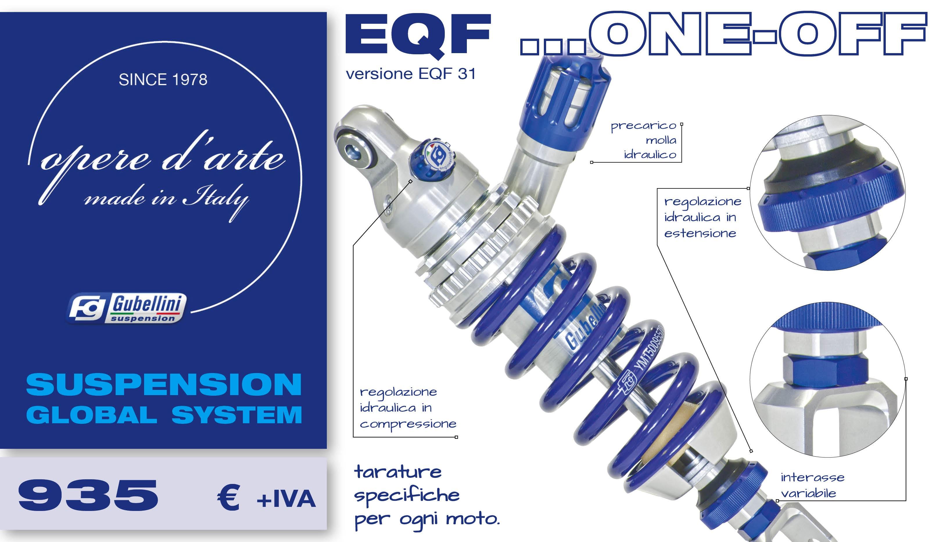 EQF31 ONE OFF