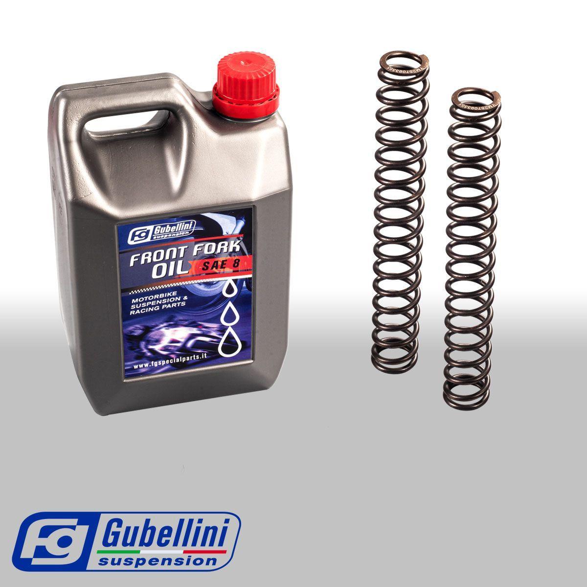 Fork oil and spring kit