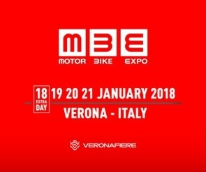 MOTOR BIKE EXPO VERONA 18/19/20/21 JANUARY 2018