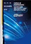 CORSO DI FORMAZIONE FG GUBELLINI - 16 + 17 + 18 NOVEMBRE 2019